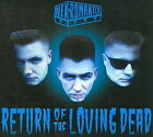 Nekromantix - Return of the Loving Dead [CD Hellcat Digipak]  New Sealed