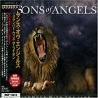 SONS OF ANGELS Slumber With The Lion JAPAN CD MICP-10273 2001 OBI