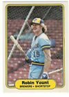 Robin Yount Cards, Rookie Cards and Autographed Memorabilia Guide 31