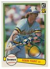 Robin Yount Cards, Rookie Cards and Autographed Memorabilia Guide 32