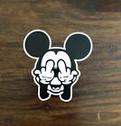 Middle Finger Sticker Mickey Mouse