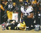 Ray Lewis Rookie Cards and Autograph Memorabilia Guide 33