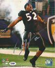 Ray Lewis Rookie Cards and Autograph Memorabilia Guide 34