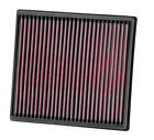 K&N Replacement Panel Air Filter for Infiniti Q30 / Mercedes-Benz  # 33-2996