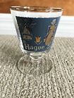 INTERNATIONAL CITIES OF THE WORLD LIBBEY GLASS GLOBAL GOBLET The Hague
