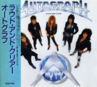 AUTOGRAPH , Loud And Clear JAPAN CD R32P-1108 1987