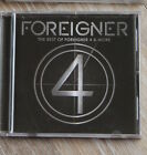 FOREIGNER ~ THE BEST OF FOREIGNER 4 & MORE ~Music Cd