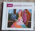 Journey ~ greatest hits live ~ Music Cd
