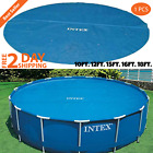 Above Ground Solar Pool Cover Sun Water Warming Pad Lightweight Debris Protector