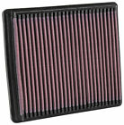 K&N Replacement Air Filter for Ford Mustang / Tempo / Mercury Topaz # 33-2044