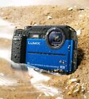 NEW Panasonic Lumix DC-FT7 - 31M Waterproof, Tough, EVF, 20MP, 4K Camera. LCD