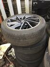MAZDA 17 ALLOY WHEELS IDEAL FOR WINTER TYRES MAZDA 6 BONGO