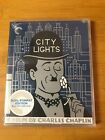 City Lights Blu ray DVD 2013 2 Disc Set Criterion CollectionDual Format OOP