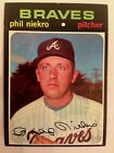Phil Niekro Cards, Rookie Card and Autographed Memorabilia Guide 16
