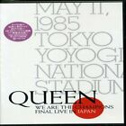 QUEEN We Are Champions JAPAN 色, DVD 2004