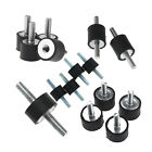 4x M6 M8 Rubber Shock Absorber MF MM Anti Vibration Isolator Mounts Car Pump