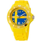 Ice World Sweden Edition Two tone Dial Silicone Strap Unisex Watch WO.SE.B.S.12