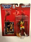 NBA Starting Lineup Kobe Bryant 1998 action figure Kenner New Lakers