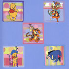 10 Playtime Winnie the Pooh Large Stickers Party Favors