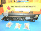 ARISTOCRAFT G SCALE 2 8 2 MIKADO STEAM LOCOMOTIVE ART21508 GREAT NORTHERN 322