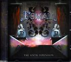 DOMAIN - The Sixth Dimension   CD - New & Sealed