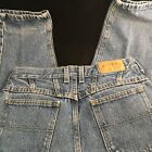 Riders Vintage Womens Size 12 Med High Waist Mom Jeans Straight Leg
