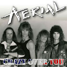 Crazy Over You by Aerial (CD, Dec-2018, Mettalic Blue Records) *NEW* *FREE Ship*
