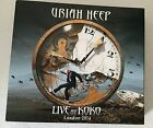 Live at Koko [Deluxe] [Box] by Uriah Heep (CD,Feb-2015,3 Discs, Frontiers ITALY