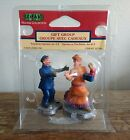 2003 Gift Group 32730A Lemax Christmas Village Collection Accessories Figurines