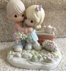 Precious Moments Embraced in Your Love 2006 630041 FREE SHIPPING