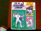 1990 NFL JOHN ELWAY IN WHITE UNIFORM STARTING LINEUP, NICE CONDITION.