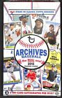 2015 Topps Archives Baseball Sealed Hobby Box