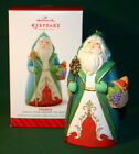 HALLMARK ORNAMENT  2014  FRANCE--SANTA'S AROUND THE WORLD  MEMBER EXCLUSIVE