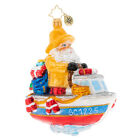 Christopher Radko We're Gonna to Need a Bigger Boat Ornament 1019828 $60