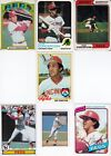 Dave Concepcion Cards, Rookie Cards and Autographed Memorabilia Guide 10