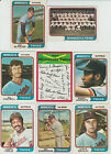 Bert Blyleven Cards, Rookie Cards and Autographed Memorabilia Guide 11