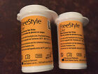 FreeStyle Lite Diabetic Test Strips 100ct VIAL FAST, FREE SHIPPING