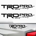 Toyota Tacoma Trd Pro 2017 Vinyl Bed Side Decals Stickers Cut Vinyl