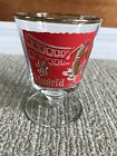 INTERNATIONAL CITIES OF THE WORLD LIBBEY GLASS GLOBAL GOBLET Madrid