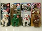 TY Beanie Babies Ronald McDonald House Charities Collectible Bears Set of 4
