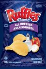 Ruffles All Dressed Chips 220g New 1 bag