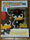 Funko Pop Games #288 Shadow with Chao Sonic the Hedgehog Hot Topic Exclusive