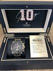 NEW Citizen Men's AT9010-52M World Time A-T Eli Manning Limited Edition Watch