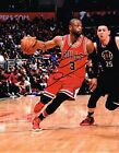 DWYANE WADE signed CHICAGO BULLS 11X14 PHOTO with COA A