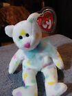 Mint Kiss Me beanie baby and tags