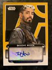2012 Topps Star Wars Galactic Files Autographs Guide 26