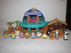 Nativity Scene  Noahs Ark Little People Lot