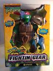 Teenage Mutant Ninja Turtles Raphael Fightin Gear 12 inch Figure 2004
