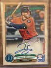 2019 Topps Gypsy Queen George Springer Auto Bazooka Back 01 25