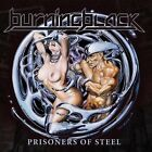 BURNING BLACK - Prisoners of Steel / New CD 2008 / Heavy Power Metal / RARE